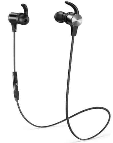 TaoTronics Wireless 5.0 Magnetic Earbuds