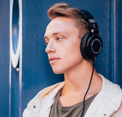 Comfortability with headphones