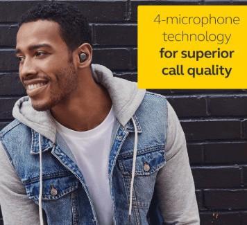 Jabra earbuds superior call quality