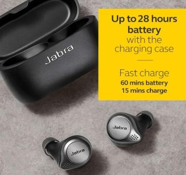Jabra Elite 75t charging case