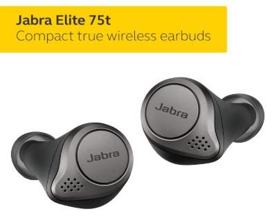 Jabra Elite 75t Earbuds
