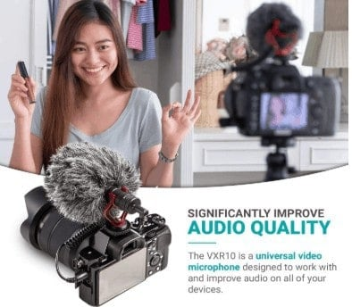 Movo VXR10 audio quality