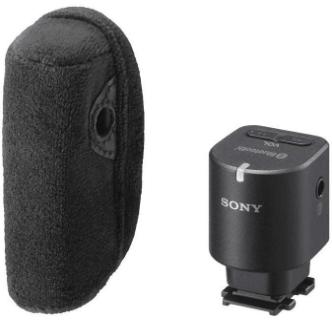 Sony ECMW1M sound quality