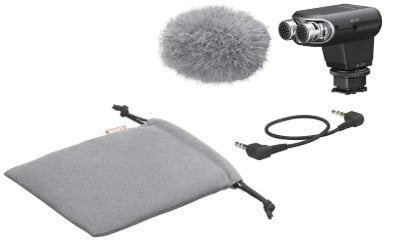 Sony ECMXYST1M accessories