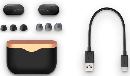 Sony WF-1000XM3 accessories