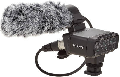 Sony XLR-K2M Adapter Kit with Microphone