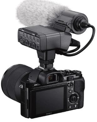 Sony XLR-K2M microphone kit