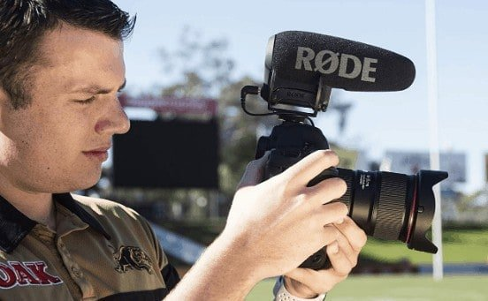 Sound quality of Rode VideoMic Pro+