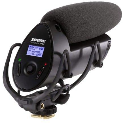 VP83F LensHopper Mic