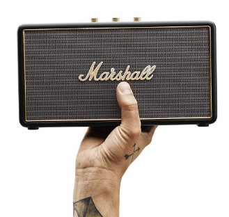 Marshall Stockwell - lightweight speaker