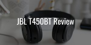 Jbl t450bt review