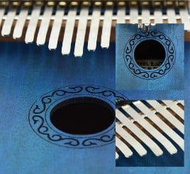 Apelila 17 Key Kalimba sound quality and performance