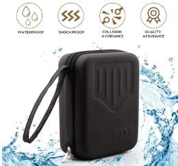 JDR 17 Keys kalimba waterproof case