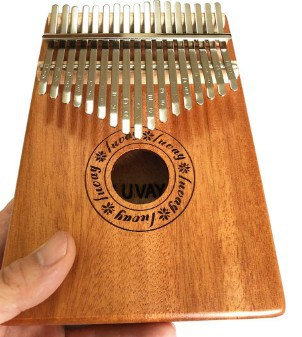Luvay Kalimba sound quality and performance