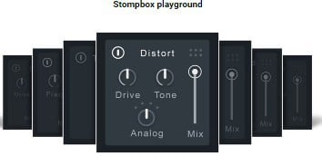 Stompbox playground