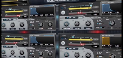Vocalizer Pro by Sonivox plugin features