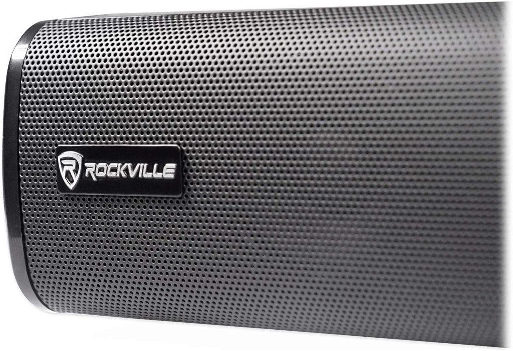 """Rockville rockbar 40"""" 400w soundbar design"""