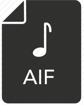 Audio Interchange File Format(AIFF)