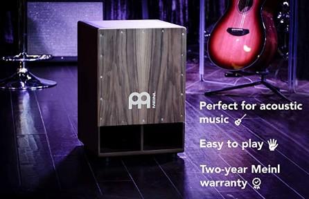 Cajon sound quality and performance